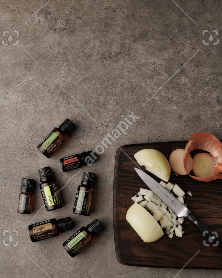 doTERRA Gourmet Cooking Wellness Box