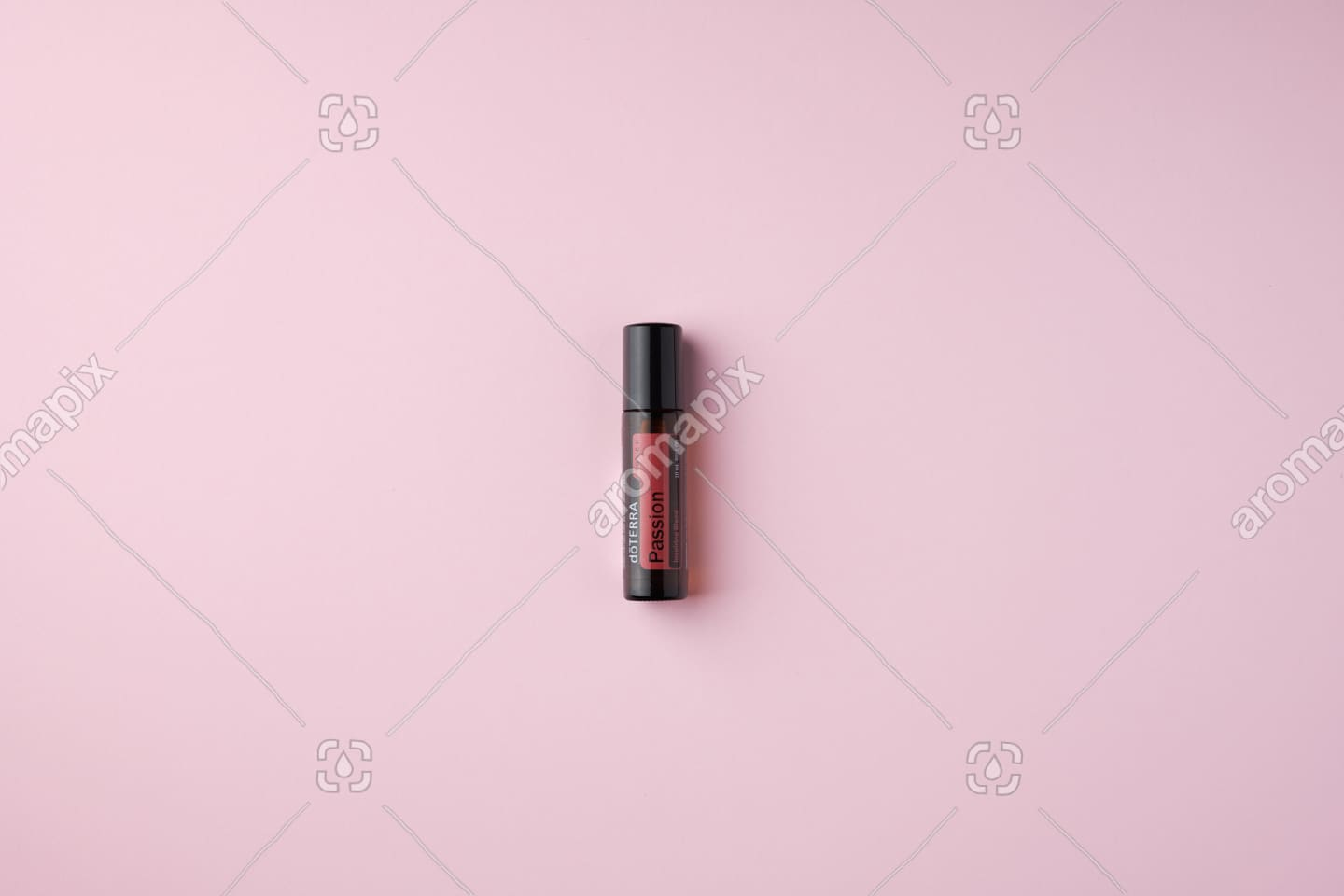 doTERRA Passion Touch on light pink