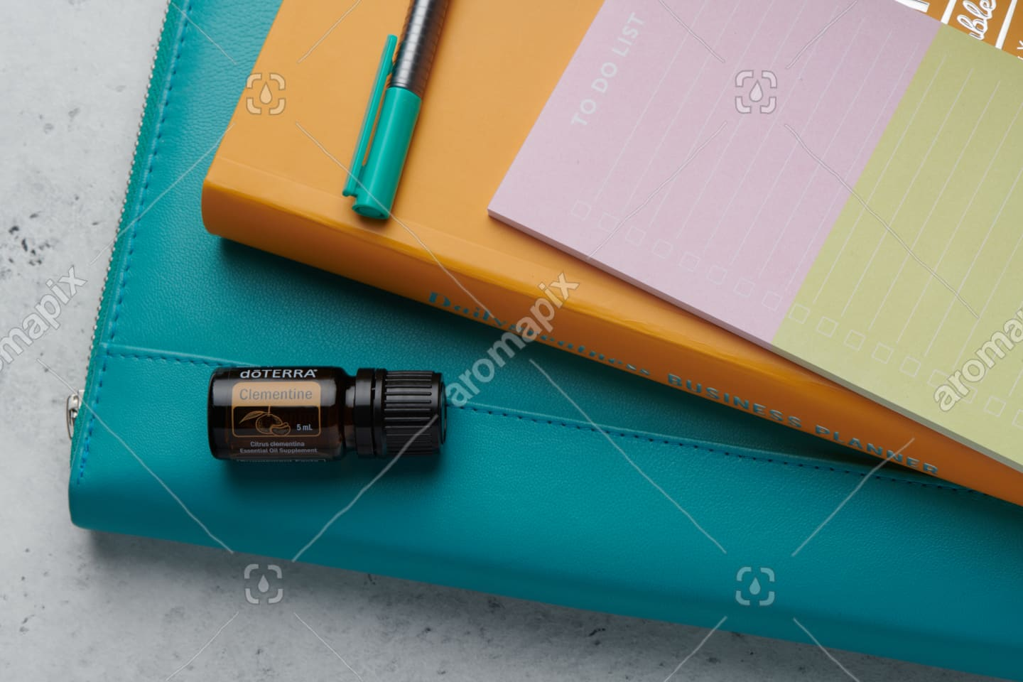 doTERRA Clementine with business tools