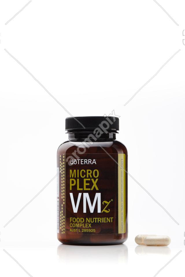 doTERRA Microplex VMz on white