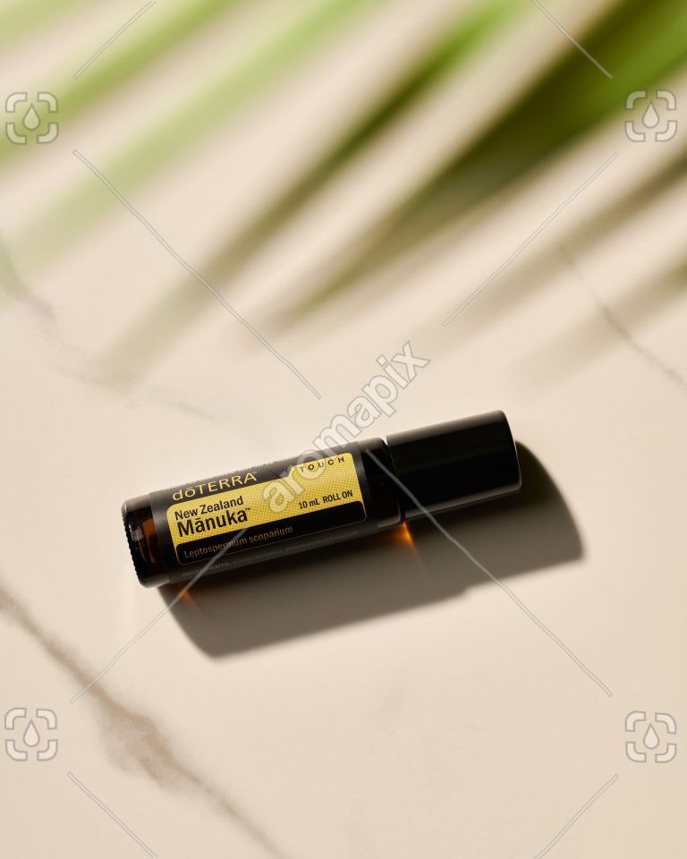 doTERRA Manuka Touch in sunlight