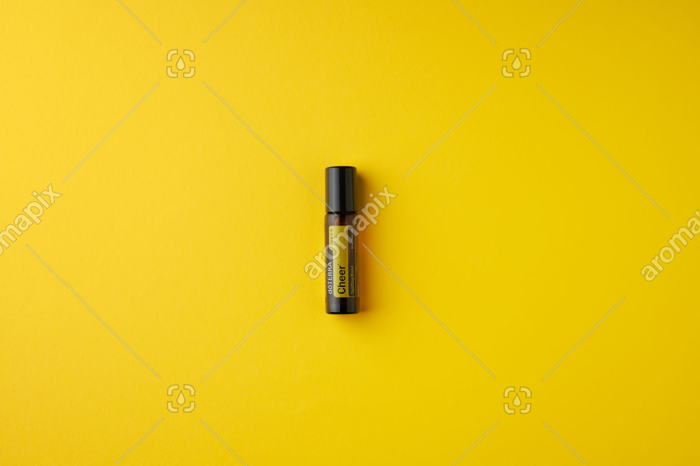 doTERRA Cheer Touch on gold