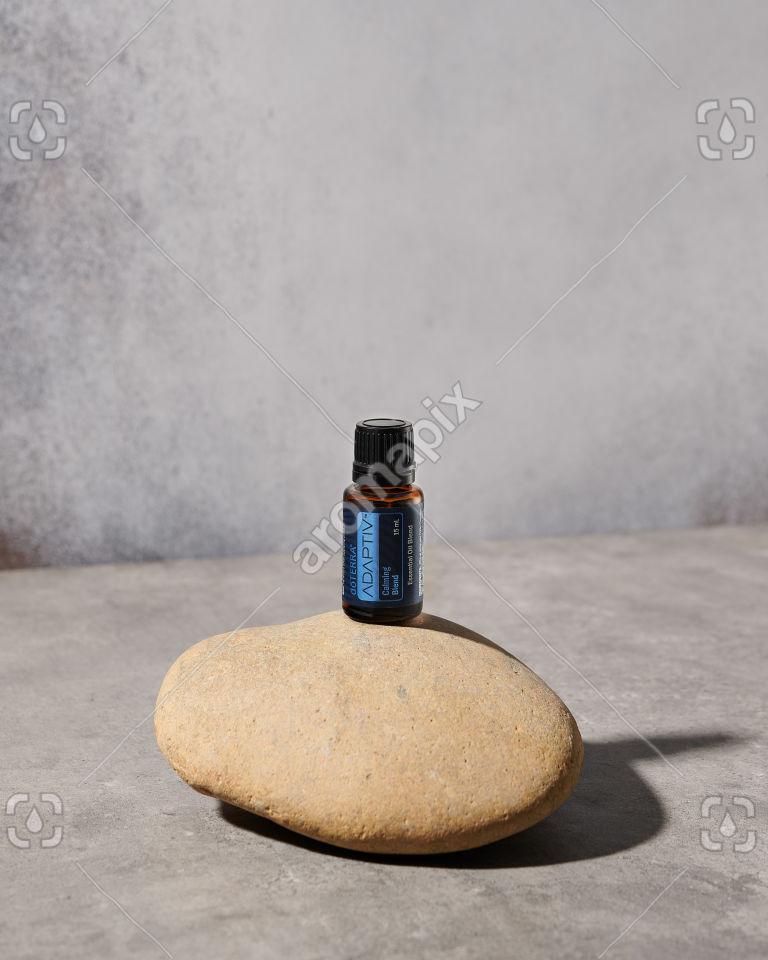 doTERRA Adaptive on a stone
