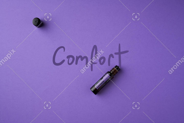 doTERRA Console Touch on medium purple - Comfort