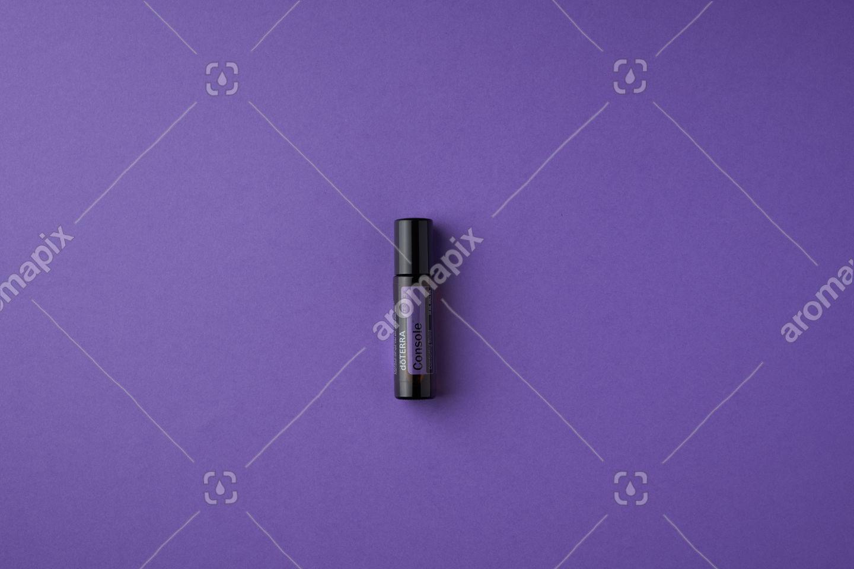 doTERRA Console Touch on medium purple