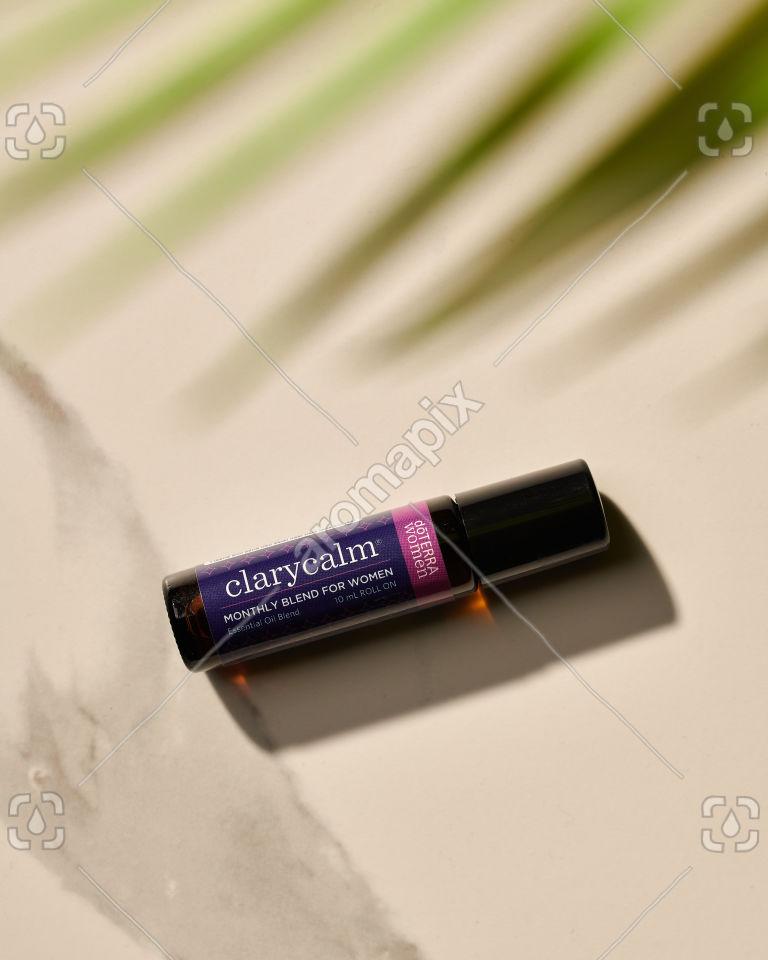 doTERRA ClaryCalm in sunlight
