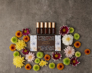 Images of Mother's Day blends, and doTERRA Precious  Florals Collection.