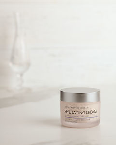 doTERRA Essential Skin Care Hydrating Cream on a white background.