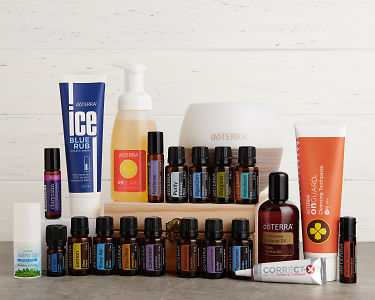 doTERRA Nature's Solution Enrolment Kit